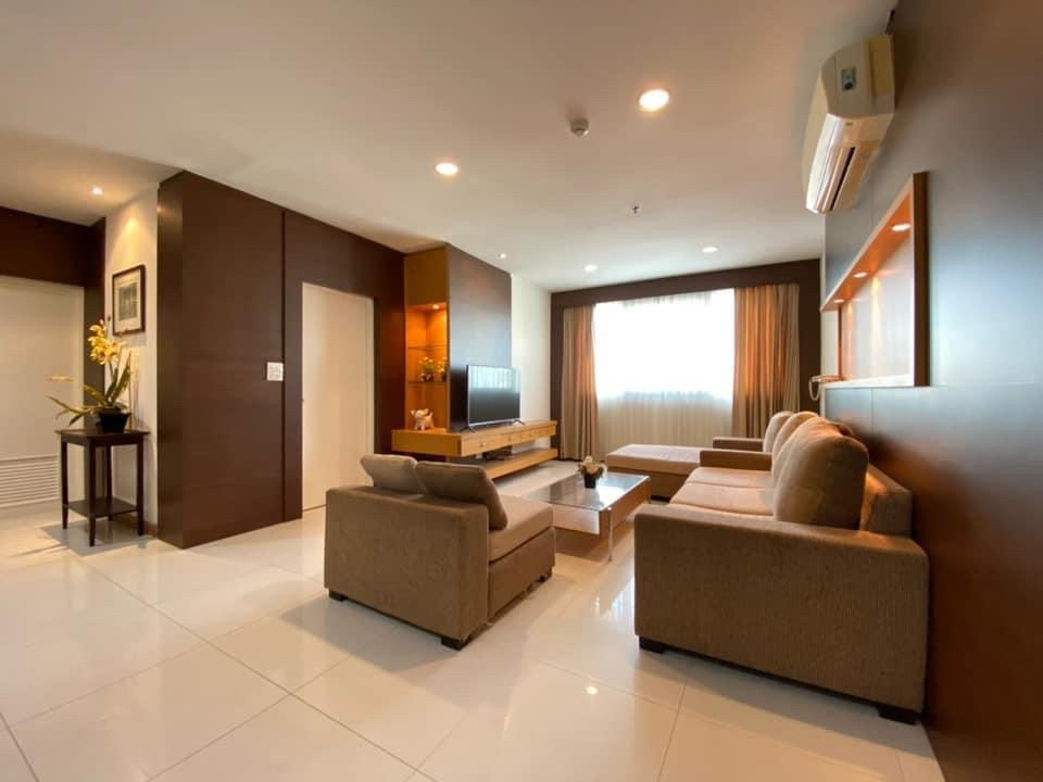 For RentCondoSathorn, Narathiwat : +++ Quick rent St. Louis Grand Terrace +++ 2 bedrooms, 108 sq.m., fully furnished, ready to move in.