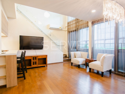 For RentCondoSukhumvit, Asoke, Thonglor : Special Hot Deal !!! Noble Remix Duplex 3 Beds 3 Baths with Bathtub for Rent & Sale