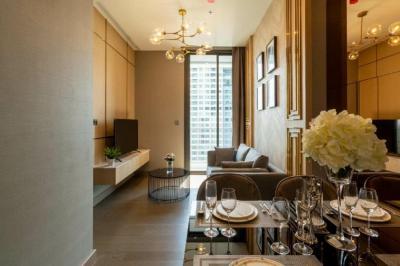เช่าคอนโดพระราม 9 เพชรบุรีตัดใหม่ : ปล่อยเช่าห้องราคาพิเศษ ดิ เอส แอท สิงห์ คอมเพล็กซ์ 1นอน45,000 ชั้นสูงวิวเมือง