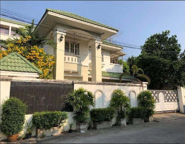 For RentHouseVipawadee, Don Mueang, Lak Si : 2-storey detached house for rent, Vibhavadi, Laksi, Soi Vibhavadi 64.