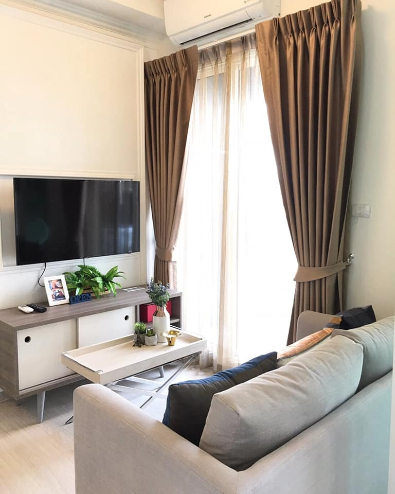 For RentCondoRatchadapisek, Huaikwang, Suttisan : M2647-Sell and rent Condo Chapter one eco Ratchada, Huai Khwang, Ready to move in ++