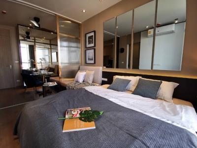 For RentCondoSukhumvit, Asoke, Thonglor : PARK 24  – River View – Corner Unit 28 sqm BP-7479