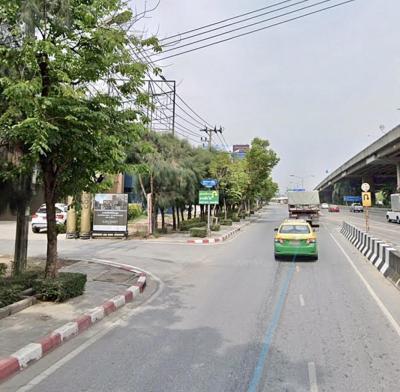 ขายที่ดินพระราม 9 เพชรบุรีตัดใหม่ : ขายที่ดิน ติดถนนพระราม9 ด้านข้างติดถนนซอย 57ตรว.สร้างอาคาร 5 ชั้นได้