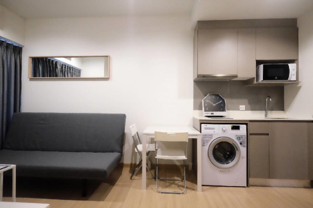 เช่าคอนโดอ่อนนุช อุดมสุข : For Rent Whizdom Connect 101 ลดช่วย COVID-19  @24Agency แถมฟรีบัตร BTS/MRT
