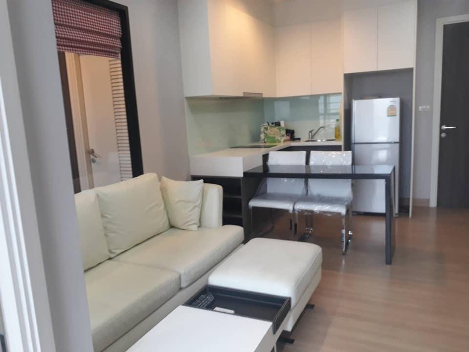 For RentCondoWongwianyai, Charoennakor : Hurry, this price is not available. Urbano Sathorn 1 Bedroom 39 sqm
