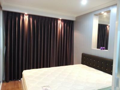 เช่าคอนโดพระราม 9 เพชรบุรีตัดใหม่ : [A62] **ลดราคา 12,500 บาท ให้เช่าคอนโด ลุมพินี เพลส พระราม 9-รัชดา Lumpini Place Rama 9 - Ratchada อาคาร B วิวสูง ชั้น 30  ขนาด 37 ตร.ม. ใกล้รถไฟฟ้า MRT พระราม 9
