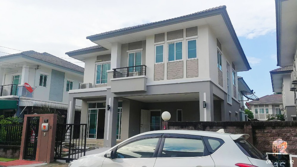 For SaleHouseBang kae, Phetkasem : Single Detached House For Sale The Plant Bang Khae Soi Nawei Charoen Sap near The Mall Bang Khae MRT Lak Song 52. 7 sq.wa. 3 bedrooms, 3 bathrooms