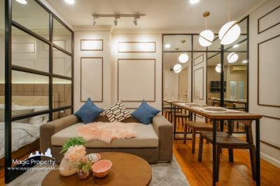 For SaleCondoSukhumvit, Asoke, Thonglor : Studio condominium for sale in Lumpini Suite Sukhumvit 41, Khlong Tan Nuea Subdistrict, Watthana District, Bangkok.
