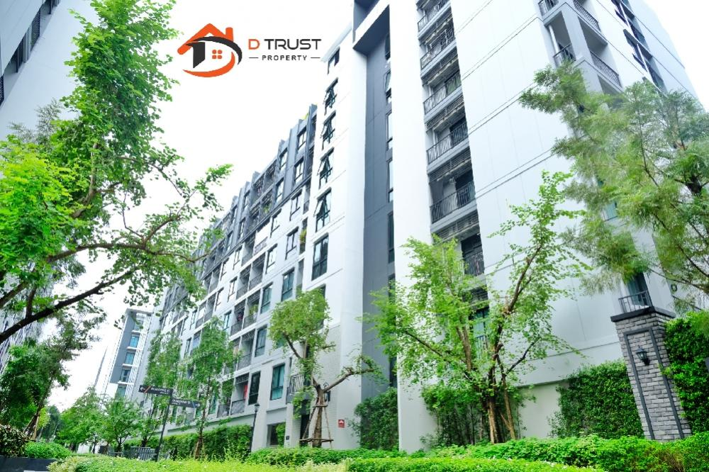 For SaleCondoBangna, Lasalle, Bearing : Condo for sale Notting Hill - Sukhumvit 105, near BTS Bearing, just 590 meters.
