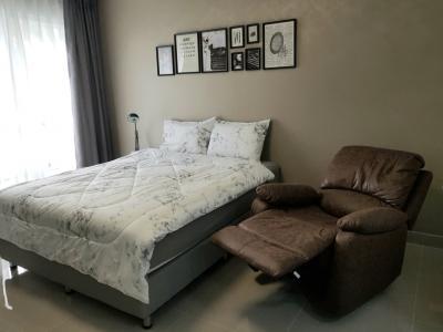 เช่าคอนโดพระราม 9 เพชรบุรีตัดใหม่ : For Rent I-House Laguna Garden (RCA) พิเศษ!!! 2 เดือนแรกลดเหลือ 6,000 จากปกติ 8,000