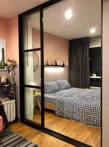 เช่าคอนโดอ่อนนุช อุดมสุข : For Rent Regent Home Sukhumvit 81 Fully Furnished @24Agency แถมฟรีบัตร BTS/MRT