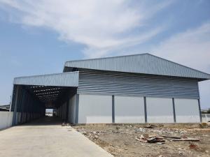For RentFactorySamrong, Samut Prakan : Warehouse for rent - new factory + 18 worker rooms (Bang Phli, Samut Prakan) # 仓库 出租 # 工厂