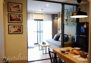 For RentCondoOnnut, Udomsuk : [ Condo for rent ] Life Sukhumvit 48 , BTS Phra Khanong, 1 Bedroom 38 sq.m.