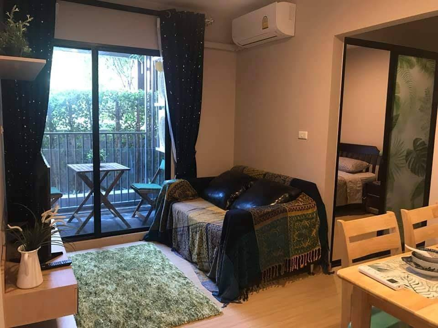 เช่าคอนโดอ่อนนุช อุดมสุข : +++เช่าด่วน+++ The tree Onnut station, 2 ห้องนอน ขนาด 40 ตร.ม.  ราคาดี!!!