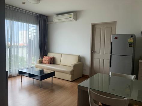 For RentCondoRama3 (Riverside),Satupadit : Urgent  Rent  The Chapter One Ratchaburana 2 Bedroom  Nice  decoration + fully furnish