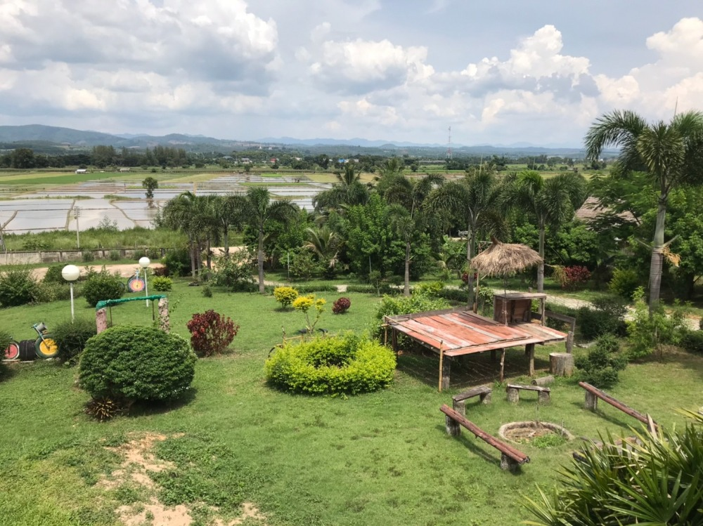 For SaleBusinesses for saleChiang Mai, Chiang Rai : Urgent sale, Mon Chom Duean Resort, Resort for sale with land Can continue to do business