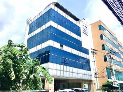 For RentOfficeRamkhamhaeng, Hua Mak : Office space for rent, Ramkhamhaeng Soi 24, Intersection 24, near ABAC University, Ram The Nine, Rama 9
