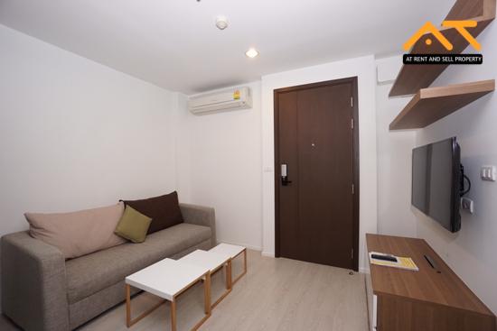 เช่าคอนโดสาทร นราธิวาส : ให้เช่า/ขาย - Rhythm สาทร นราธิวาส- 1 ห้องนอน ห้องสวย พร้อมเฟอร์นิเจอร์อย่างดี แต่งสวย ใกล้ BTS ช่องนนทรี
