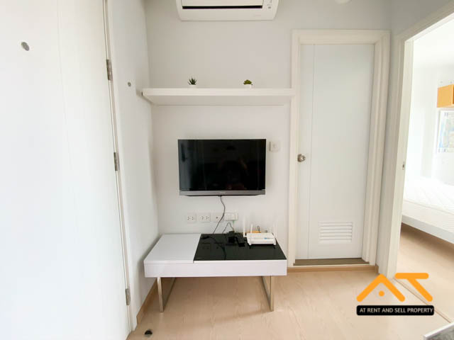 For RentCondoSukhumvit, Asoke, Thonglor : For Rent The Tree Sukhumvit 71 - Ekamai, 1 bed size 27 sq.m., near BTS Phra Khanong