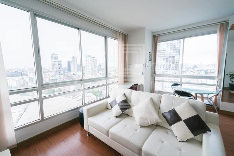 For RentCondoLadprao, Central Ladprao : For Rent The Zest (54 sqm.)