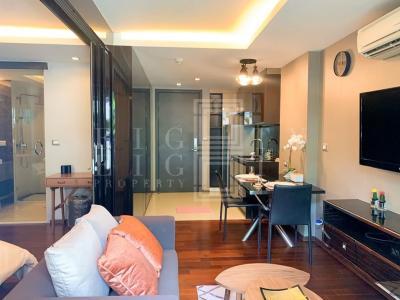 เช่าคอนโดสุขุมวิท อโศก ทองหล่อ : For Rent The Address Sukhumvit 61 (42 sqm.)