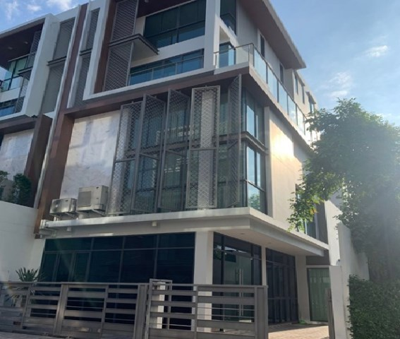 For SaleHome OfficeRama3 (Riverside),Satupadit : Sell Home Office 4.5 floor, Luxury Project Jade Price, Praise Sathorn-Rama 3, Private Zone, 10 air conditioners, special price