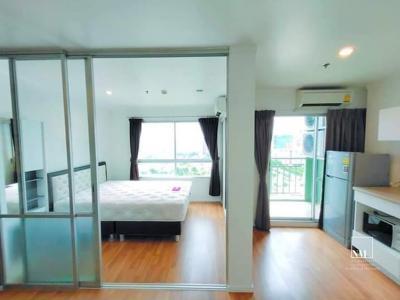 For RentCondoRama9, RCA, Petchaburi : Condo for rent, Lumpini Park Rama 9-Ratchada, Ready to move in, near Mrt Petchburi, near RCA and Piyawet Hospital (For rent LPN Park Rama 9-Ratchada).