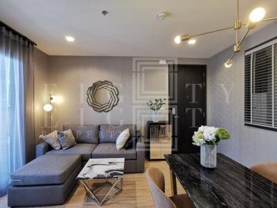 เช่าคอนโดพระราม 9 เพชรบุรีตัดใหม่ : For Rent THE BASE Garden-Rama 9 (51 sqm.)
