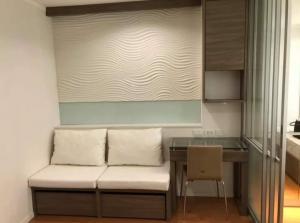 For RentCondoRattanathibet, Sanambinna : [696] Next to BTS Bang Kraso 🏡 Condo for rent at Lumpini Park Rattanathibet