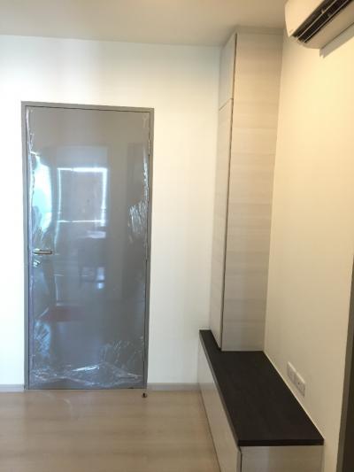 ขายคอนโดรัชดา ห้วยขวาง : ขายห้องใหม่ 1 ห้องนอน 31.78ตร.ม. ไม่เคยเข้าอยู่และไม่ปล่อยเช่า ที่ ไลฟ์ รัชดาภิเษก (Life Ratchadapisek)