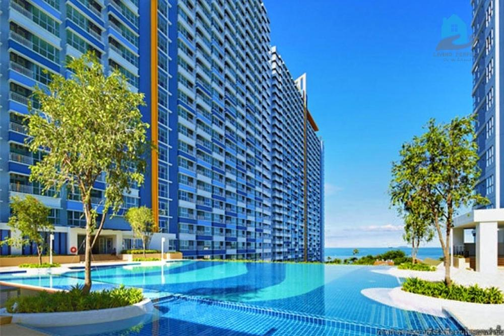 For RentCondoChonburi, Pattaya, Bangsa : For rent , Lumpini Park Beach Jomtien