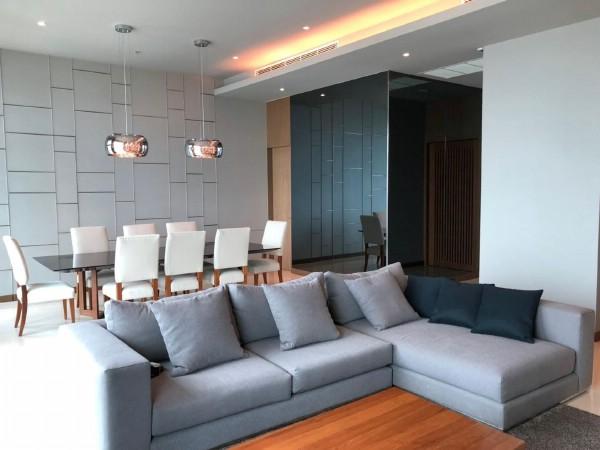 For RentCondoRama3 (Riverside),Satupadit : Parco Sathorn Condominium 3 bedrooms 5 bathrooms for rent