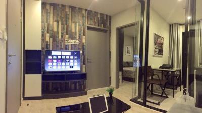 For RentCondoPattaya, Bangsaen, Chonburi : The Base Central Pattaya Condo For Rent 1 Bedroom