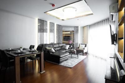For RentCondoRama9, RCA, Petchaburi : For Rent Belle Grand Rama 9 (109 sqm.)