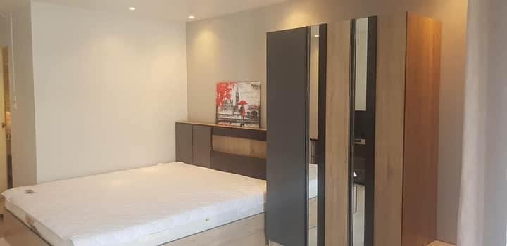 For RentCondoLadprao 48, Chokchai 4, Ladprao 71 : Rent Family Park Ladprao 48, furniture + appliances are ready.