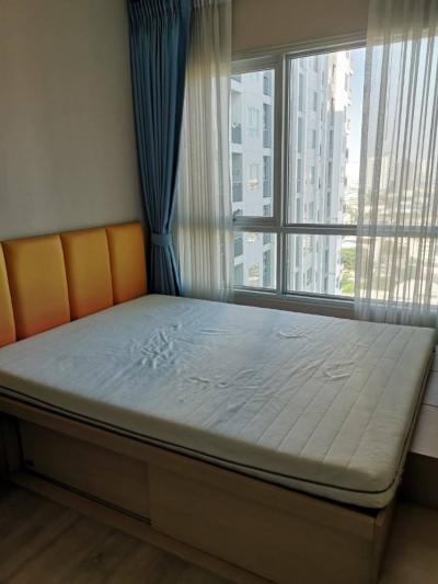 เช่าคอนโดท่าพระ ตลาดพลู : คอนโดให้เช่า เดอะ เทมโป แกรนด์ สาทร-วุฒากาศ วุฒากาศ บางค้อ จอมทอง 1 ห้องนอน พร้อมอยู่ ราคาถูก