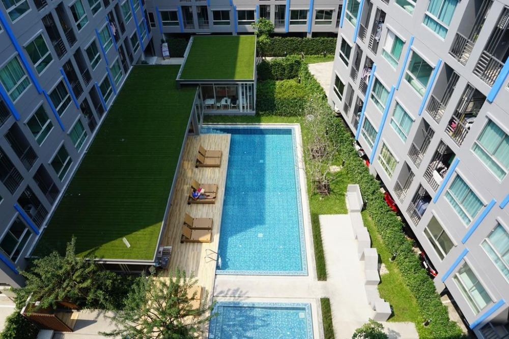 For RentCondoSamrong, Samut Prakan : The Kith Plus Sukhumvit 113 for rent