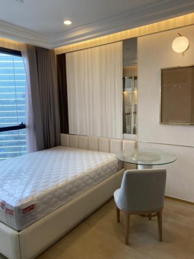 เช่าคอนโดสยาม จุฬา สามย่าน : Ashton Chula for rent ห้องสวย โทนสีขาวสบายตา ติดต่อ เบญม0992429293