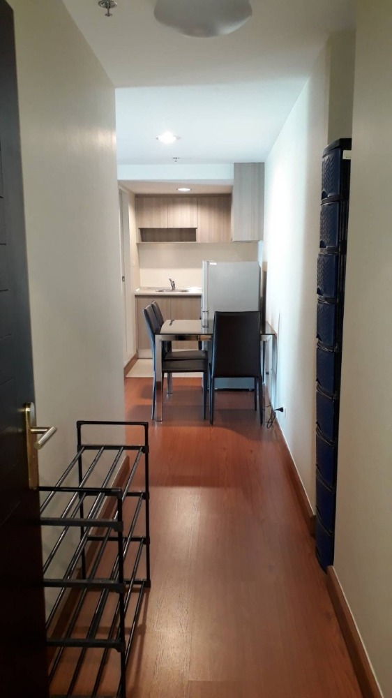 For SaleCondoRama9, RCA, Petchaburi : Quick loss for sale, 1 bedroom, 40sq.m, 8th floor, Building B, 5MB, South view project, call 0817873559