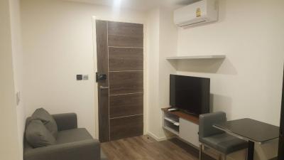 เช่าคอนโดรัชดา ห้วยขวาง : ให้เช่าคอนโด Modiz Ratchada 32 1ห้องนอน แบบครัวแยกสัดส่วน เครื่องใช้ไฟฟ้าครบ