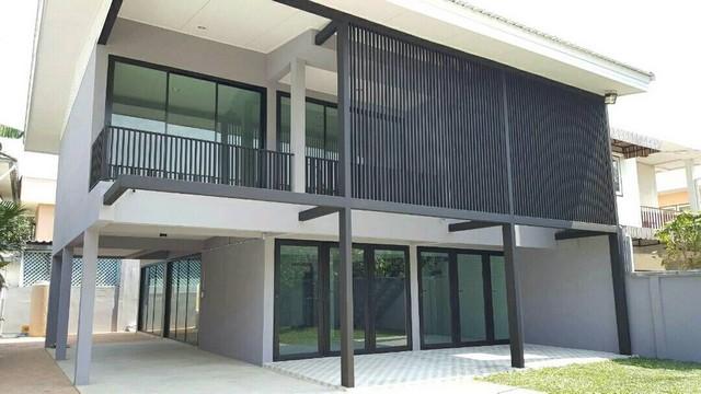For RentHouseLadprao 48, Chokchai 4, Ladprao 71 : Single house for rent in Ladprao area, Soi Chokchai 4, Village, Ruamchok, LOFT style, suitable for office