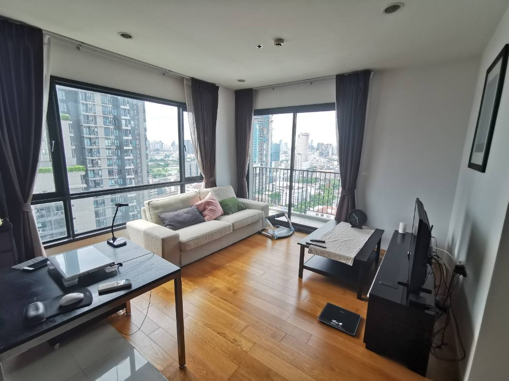 For SaleCondoAri,Anusaowaree : Sell The Vertical Aree 2bed2bath 70.56 sq.m. 9,100,000 THB Tel 080-446-4900