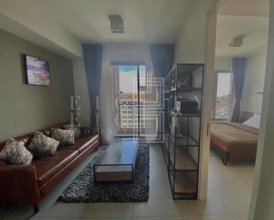 เช่าคอนโดสุขุมวิท อโศก ทองหล่อ : For Rent The Lofts Ekkamai (35 sqm.)