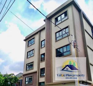 ขายขายเซ้งกิจการ (โรงแรม หอพัก อพาร์ตเมนต์)รัชดา ห้วยขวาง : ขายอพาร์เม้นท์ย่านรัชดา ใกล้ ม.ราชภัฏจันทรเกษม เนื้อที่ 95 ตร.วา ตึกใหม่มาก สูง 5 ชั้น จำนวน 31 ห้อง