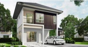 For SaleHouseRathburana, Suksawat : 2 storey detached house for sale, Grand pleno, Suksawat 30, Pracha Uthit Road, Rama 2 Road, Suksawat Road
