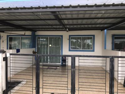 For SaleTownhouseMaha Sarakham : Townhouse for rent in the new village.