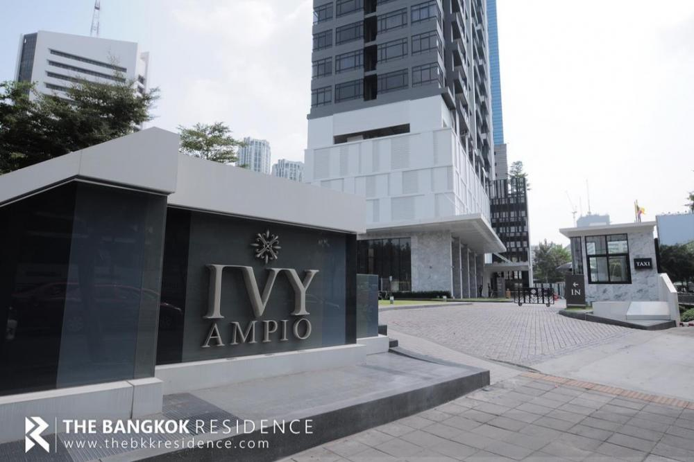 For SaleCondoRatchadapisek, Huaikwang, Suttisan : for sale ivy ampio type 1 bed 1 bath  size 42.68 sq.m floor 10  fully furnished  price 6.7 mb contact porto 061-7304445 line : i-portofc
