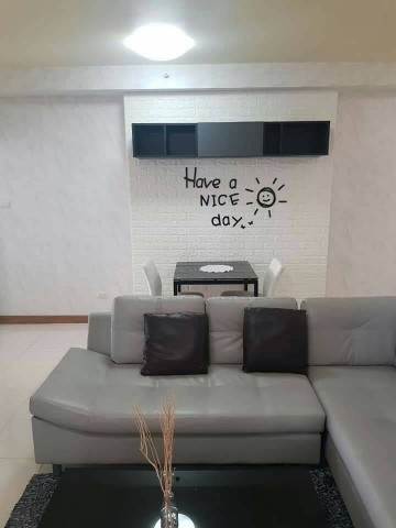For SaleCondoRattanathibet, Sanambinna : KP3-0031 Condo for sale Supalai Park Khaerai - Ngamwongwan Corner room very good location