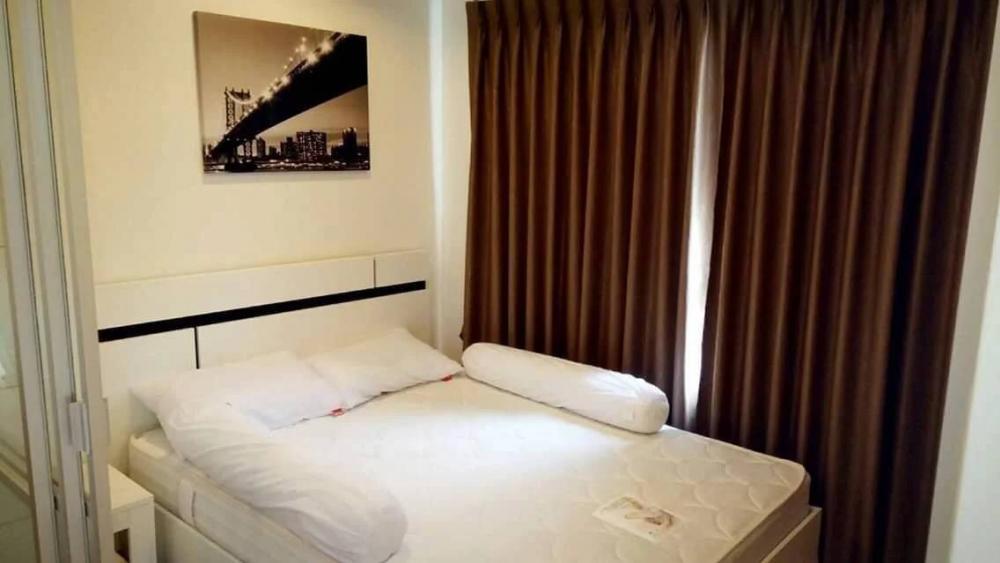 For RentCondoOnnut, Udomsuk : Condo for rent, Lumpini Ville Onnut 46 B1, 3rd floor, corner room
