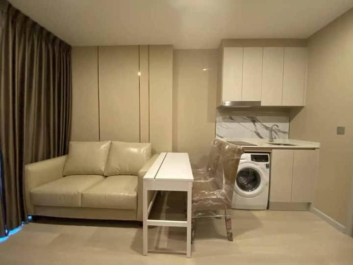 For RentCondoSathorn, Narathiwat : +++ Quick rent +++ Knightbridge prime sathorn ** 25 sqm., Fully furnished, ready to move in